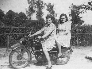 DKW RT3 c. 1939 (St. Uden-archief van Bressers)